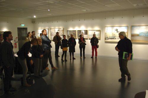 """Rencontre publique avec le photographe Franck Pourcel - Exposition """"Constellations"""" - octobre 2015"""